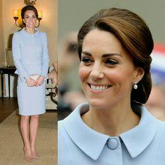 #KateMiddleton, Duchess of Cambridge visited the Netherlands today.This trip to the Netherlands marks Duchess Kate's first solo trip abroad without her husband Prince #William. (📸 Getty) • • • • • • • • • • • • • • • • • • • • • • • • • • • • • • • • • •  #KateMiddleton, Duquesa de Cambridge visitou os Países Baixos, hoje. Esta viagem pra Holanda marca a primeira viagem individual da Duquesa Kate no exterior, sem o marido, o Príncipe #William. (📸 Getty)