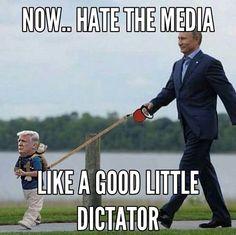 Treasonous Trump