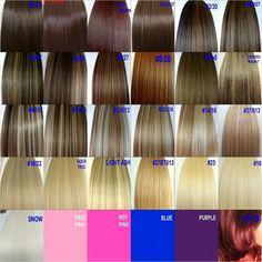 Cheap Clip In Hair Extensions UK  #hairextensions #virginhair  #humanhair #remyhair