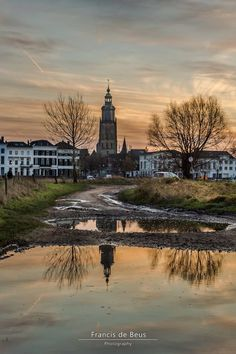 mooi Zutphen Dutch People, Water Tower, Bruges, Modern Architecture, Belgium, Lighthouse, Netherlands, Holland, Amsterdam