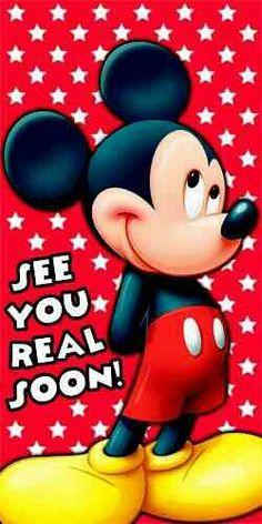 see u real soon