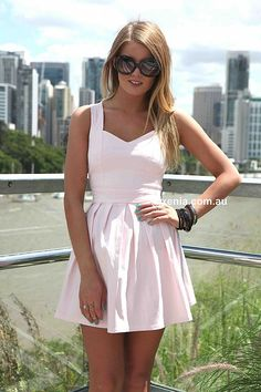 HEART CUT OUT DRESS , DRESSES, TOPS, BOTTOMS, JACKETS & JUMPERS, ACCESSORIES, 50% OFF , PRE ORDER, NEW ARRIVALS, PLAYSUIT, COLOUR, GIFT VOUCHER,,Pink,CUT OUT,BACKLESS,SLEEVELESS,MINI Australia, Queensland, Brisbane
