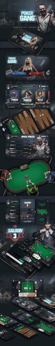 PokerGang - Mobil Ga...
