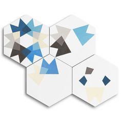 Keidos tiles by MUT for Entic design