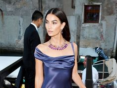 No One Does Model Style Like Lily Aldridge via @WhoWhatWear