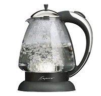 Capresso H2O kettle