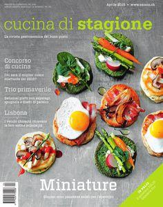 cucina di stagione aprile 2015