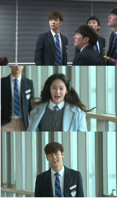 Heirs cast chooses their favorite scene from Heirs.