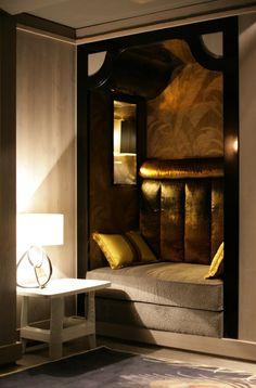 Hotel La Sivoliere - COURCHEVEL 1850, Tristan Auer #interiordesign #luxury #hotel