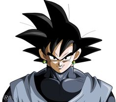 goku oscuro by naironkr on @DeviantArt - Visit now for 3D Dragon Ball Z shirts now on sale!