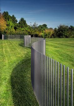 Easy and Cheap Backyard Fence Design Ideas Part 35 ; backyard fence ideas for dogs; Fence Landscaping, Pool Fence, Backyard Fences, Garden Fencing, Farm Fence, Landscape Architecture, Landscape Design, Architecture Design, House Fence Design