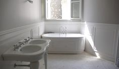 Top color shown is 'Cornforth White', a subtle grey from Farrow & Ball.
