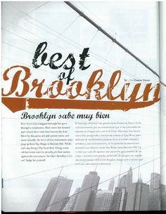 NU Hotel Magazine Mentions