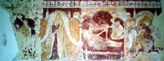 Medieval Wall Paintings at Ashampstead Church, Berkshire - © Nash Ford Publishing