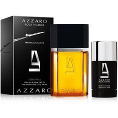 Azzaro Homme Coffret A really good value coffret. Contains Azzaro Homme 50ml Eau de Toilette spray and a full size Deodorant stick. http://www.MightGet.com/march-2017-1/azzaro-homme-coffret.asp
