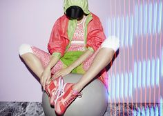 Key sporty looks for women this summer from Stella McCartney for Adidas, Sweaty Betty and Lululemon. Sport Chic, Sport Style, Sport Girl, Stella Mccartney Adidas, Sweaty Betty, Helena Bordon, Active Wear, Mode Editorials, Style Sportif