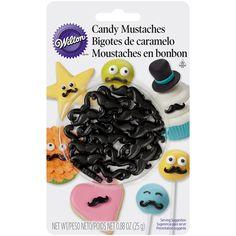 Mustachs Sugar Wilton