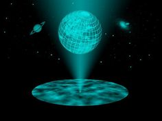 Unser Universum ein Hologramm? Mehr als nur theoretisches Gedankenspiel? . . . http://grenzwissenschaft-aktuell.blogspot.de/2015/04/unser-universum-ein-hologramm-mehr-als.html . . . Abb.: TU Wien