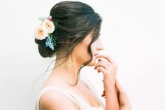 Wedding Hair Inspiration: Timeless & Elegant Bridal Upstyles
