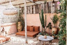 Stunning Moroccan Outdoor Decor Ideas from Morocco