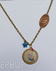 EPBOT: Simply Smashing Penny Jewelry