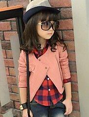 moda pu cappotto della ragazza – EUR € 25.99