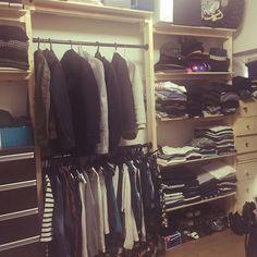My Shelf/クローゼット/収納/ハンドメイド/DIY/手作り...などのインテリア実例 - 2015-10-09 05:56:01|RoomClip (ルームクリップ)