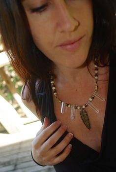 Aqua Bead Treasures by Jennifer Hanson on Etsy