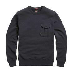 Triumph Tail Tidy Sweatshirt - Black Triumph Motorcycle Clothing, Motorcycle Outfit, Triumph Motorcycles, Crew Neck Sweatshirt, Pullover, T Shirt, Cool Buttons, Black Sweaters, Sport Outfits