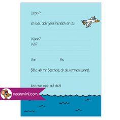 DIN A6 Einladungskarte Kindergeburtstag Party Monster | Pinterest | Junge  Mädchen, Einladungskarten Kindergeburtstag Und Einladungskarten