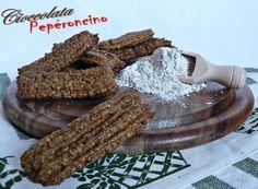 I biscotti di segale sono biscotti rustici da preparare con pochi ingredienti: farina di segale, miele, olio e bicarbonato, senza zucchero ma tanto gusto!