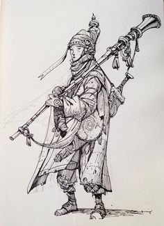And another 'Quest' npc. Ian McQue