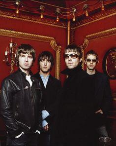 Gli Oasis hanno origine a Burnage, quartiere di Manchester, da una band formatasi verso la fine degli anni ottanta di nome The Rain. Inizialmente il gruppo era composto da Paul McGuigan (detto Guigsy) al basso, da Paul Arthurs (detto Bonehead) alla chitarra, da Tony McCarroll alla batteria, e da Chris Hutton come cantante. Quando questi fu allontanato dalla band, Guigsy chiese al suo compagno di scuola Liam Gallagher di rimpiazzarlo.