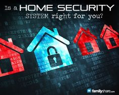Nothing is more important than your home security. here are 5 tips on how to improve your home security with locks & keys and . Family Safety, Home Safety, Computer Security, Security Alarm, Security Gadgets, Computer Tips, Security Solutions, Home Security Systems, Security Tips