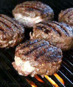 MIH Recipe Blog: Jalapeno Popper Burgers