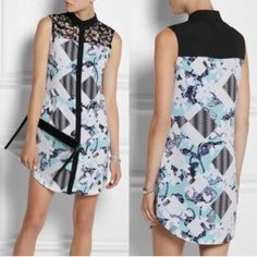 Peter Pilotto For Target Button Down Dress