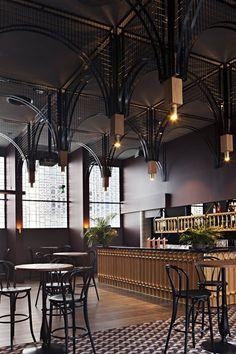 Garden State Hotel, Melbourne, 2015 - Technē Architecture + Interior Design