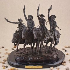 Frederic Remington: COMING THROUGH THE RYE