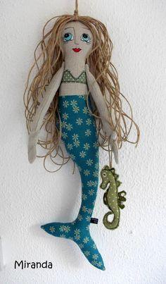Miranda mermaid... Loopy