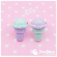 Pastel ice-cream Ring
