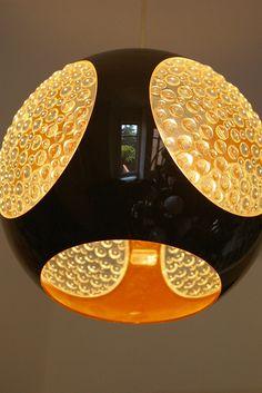 Colani pendant lamp