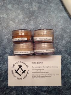 These containers of shave soap are mighty! Sometimes you get a great shave from a product when you least expect it. This great shave may or may not come from a flashy package or container. It may n...