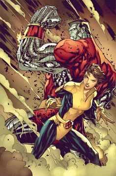 COLOSSUS AND KITTY PRYDE