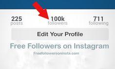Free Followers On Instagram, Gain Followers, Blog Entry, News
