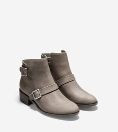 Rooney Short Boot by Cole Haan