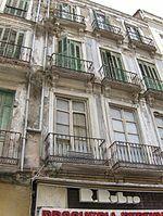 Edificio histórico  MÁLAGA