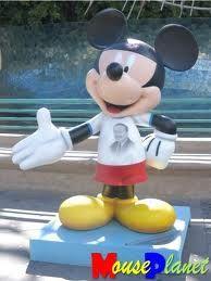 I speak for Mickey