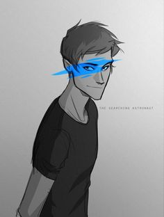 Lance | blue lion