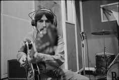Sgt Pepper Sessions 1967 - George