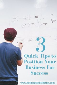 Looking for ways to improve your business? These 3 tips will take you back to the basics and help you position your business for success.